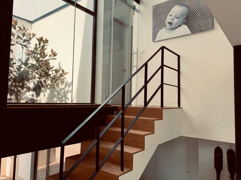Nieuwbouw minimalistische villa (Brustem)